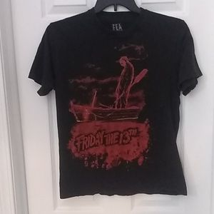 Hot Topic FEA Friday the 13th T-shirt Size M